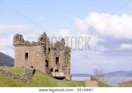 Urquahart Castle