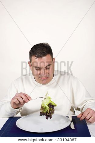 Hating Vegetables