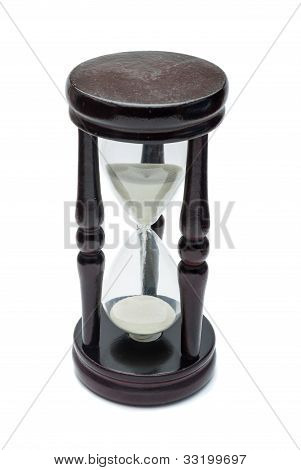 The Old Hourglass.