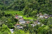 image of luzon  - Village in Cordillera mountains Luzon Philippines in the day - JPG