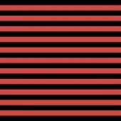 Christmas And New Year Pattern Of Repetitive Horizontal Strips Of Red And Black Color. Red And Black poster