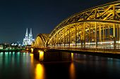 stock photo of koln  - picture taken in koln  - JPG