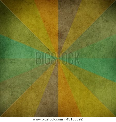 Vintage retro abstract background