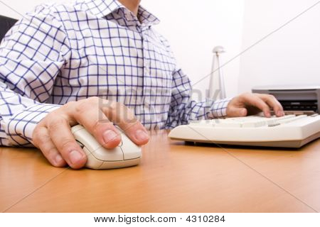 Working With The Computer