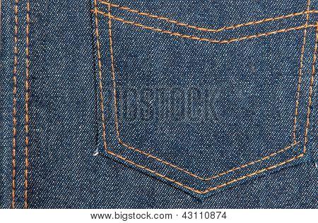 jean material