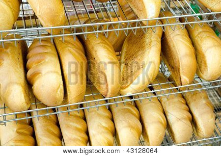 Bread In Shop