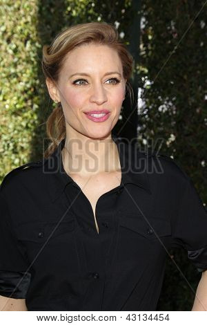 LOS ANGELES - MAR 10:  KaDee Strickland arrives at the  10th Annual John Varvatos Stuart House Benefit at the John Varvatos Boutique on March 10, 2013 in West Hollywood, CA