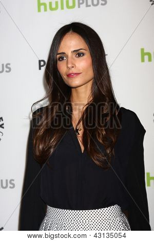 LOS ANGELES - MAR 10:  Jordana Brewster arrives at the