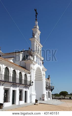The Hermitage Of El Rocio, Spain