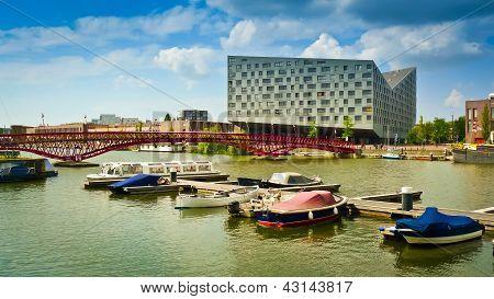 Amsterdam Eastern Docklands