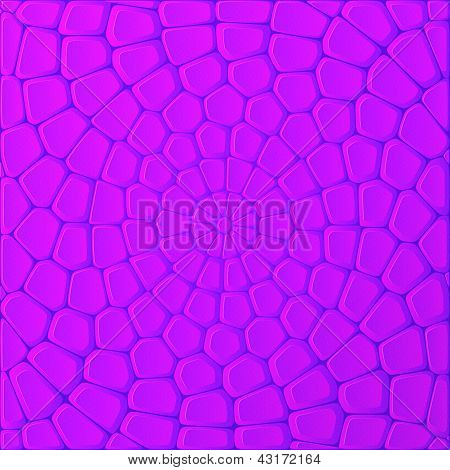 Violet bricks vector abstract background