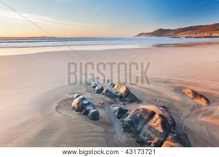 Combesgate Beach Devon