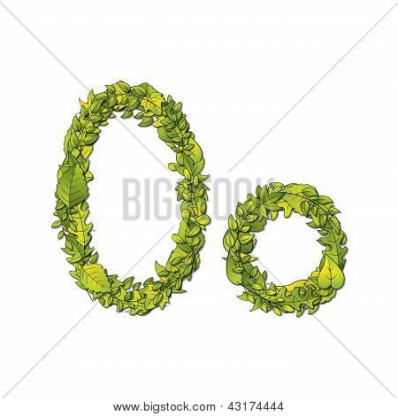 Leaf Font O
