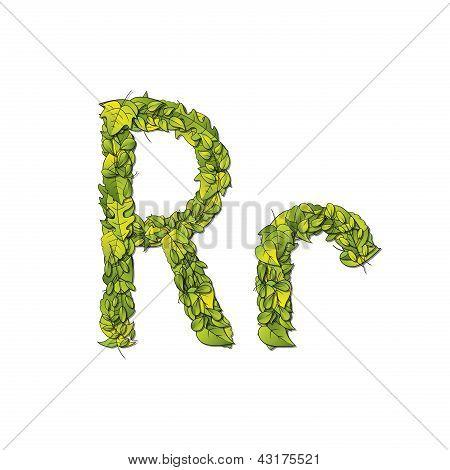 Leaf Font R