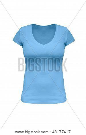 Aero blau T-shirt