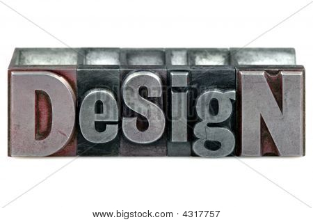 Letterpress Design