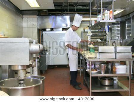 Panadería y pastelería industrial