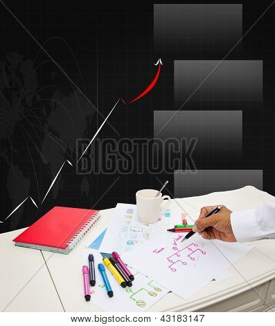Working Business Table