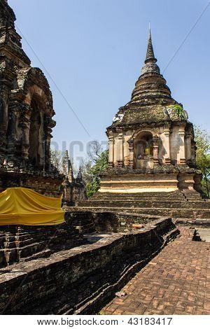 Wat Chedyod , Chiangmai