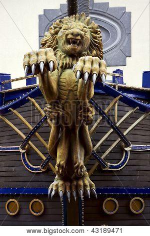 Lion Port Louis