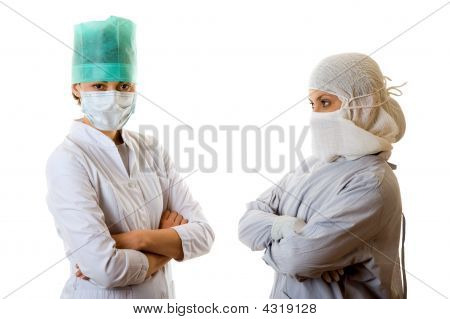 Two Young Doctors