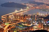 picture of south east asia  - Skyline of Busan - JPG
