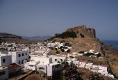image of akropolis  - castle  on the hill - JPG