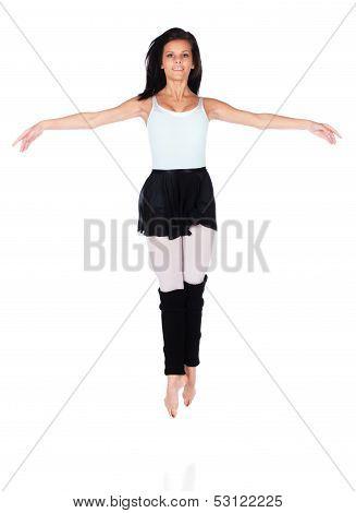 Female Modern Dancer