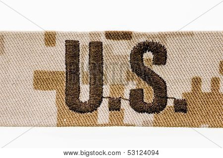 U.s. Military Patch