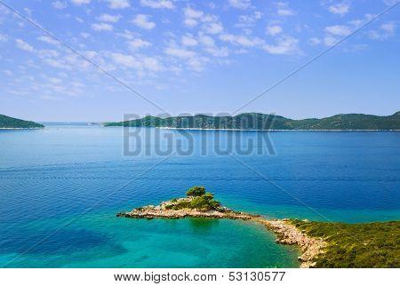 Cape And Islands In Croatia