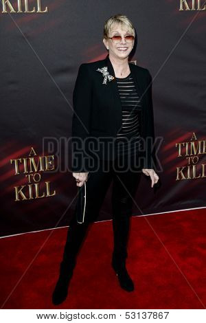 NEW YORK- OCT 20: Actress Sandy Duncan attends the Broadway opening night of 'A Time To Kill' at The Golden Theatre on October 20, 2013 in New York City.