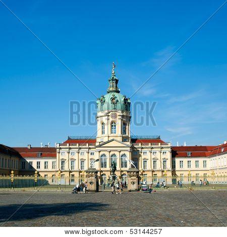 Berlin Schloss Charlottenburg Castle