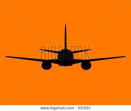 Plane Symbol3