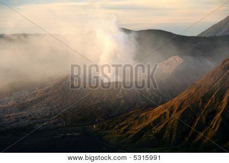 Gunung Bromo In The Morning