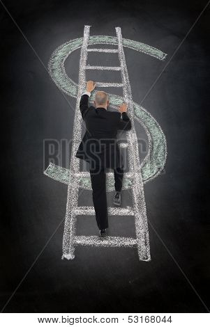 Climbing Dollar Ladder