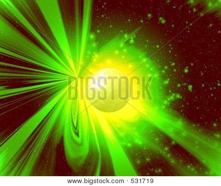 Light Of  Novel  Planet