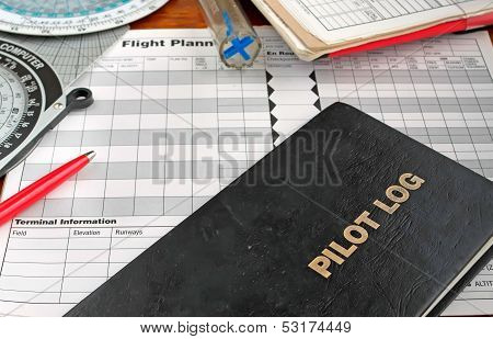 Log Book And Tools