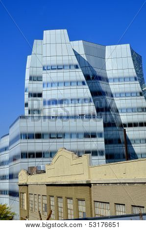 IAC Building, InterActiveCorp's headquarters