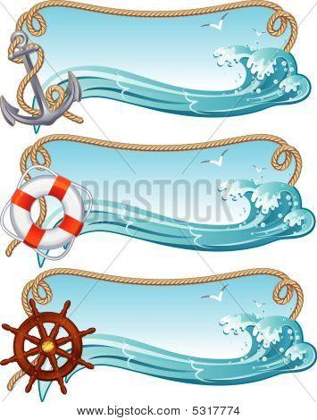 Sea Banners.