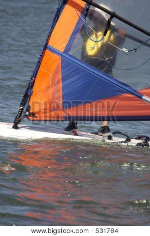 Sailboarding