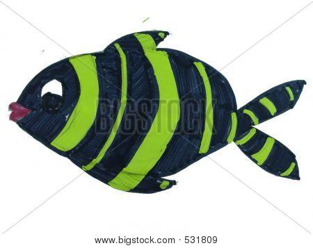 Has The Stripe Fish
