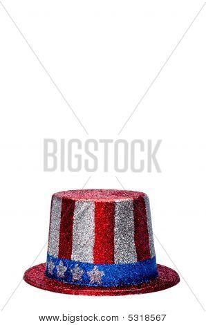 A Sparkling 4Th Of July Celebration Hat