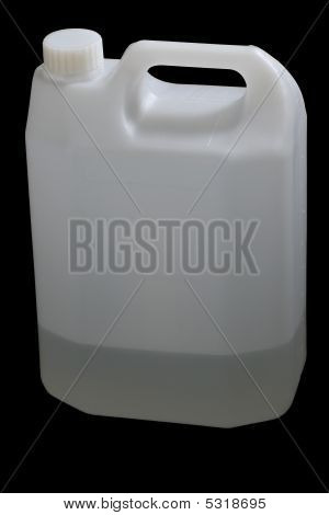 Canister With Fluid