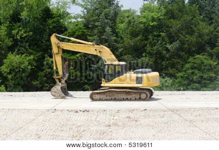 The Digger Rests