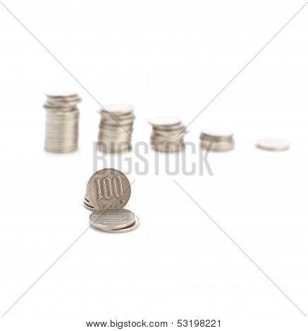 Japanese currncy yen