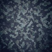 stock photo of camoflage  - Grunge military background - JPG