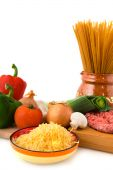 Whole Meal Spaghetti poster