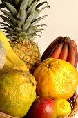 picture of tangelo  - nutritious fruit - JPG