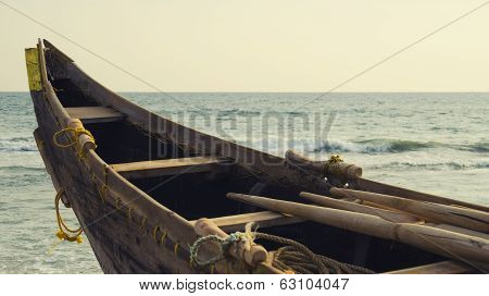 Old Fishing Boat