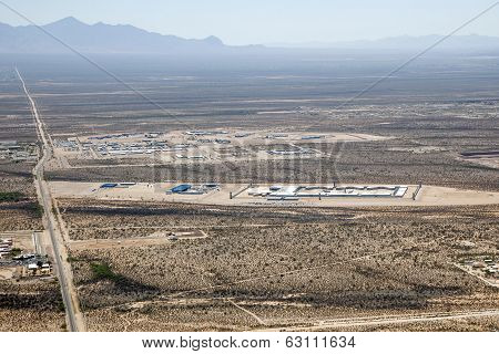 Prisons In The Desert